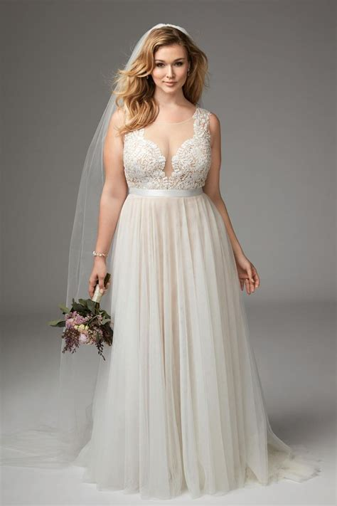 What Are The Best Solutions For Plus Size Brides Tips On. Wedding Dresses Vintage Bhldn. Wedding Dresses Long Sleeve Vintage. Chiffon Wedding Dress Pros And Cons. Garden Wedding Dresses Lace. Low Cut Halter Wedding Dresses. Vera Wang Wedding Dresses Hannah. Wedding Dress Lace Flowy. Vintage A-line Royal Blue And White Wedding Dresses