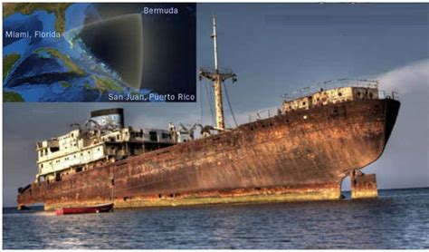 Schip Bermuda Driehoek by Bermuda Triangle Ship Reappears 90 Years After Going Missing