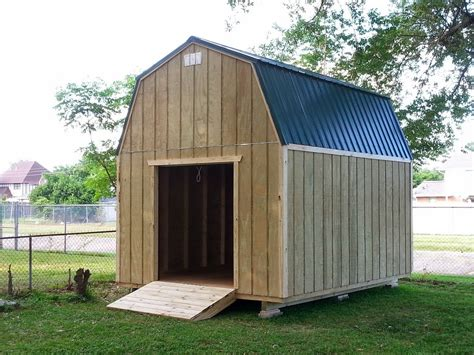 12x16 barn gambrel shed 2 shed plans stout sheds llc