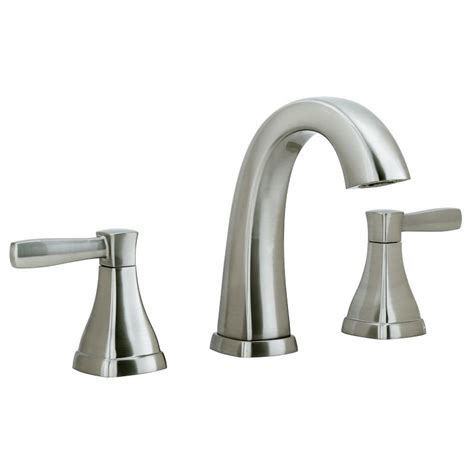 miseno mno641bn brushed nickel elysa v widespread bathroom faucet push drain assembly included