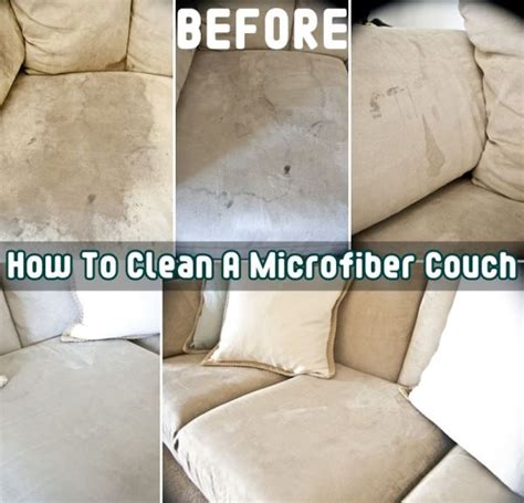 easy way to clean a microfiber diy find
