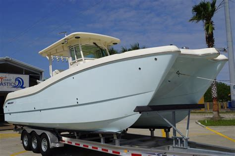 Catamaran For Sale In Texas by 2016 New World Cat Power Catamaran Boat For Sale Corpus