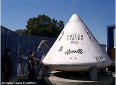 Columbia Memorial Space Center Apollo BP12