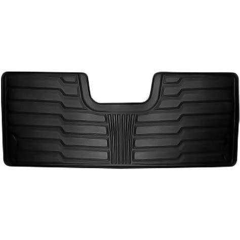 lund floor mats rear new black chevy chevrolet impala 2006 2013 383019 b