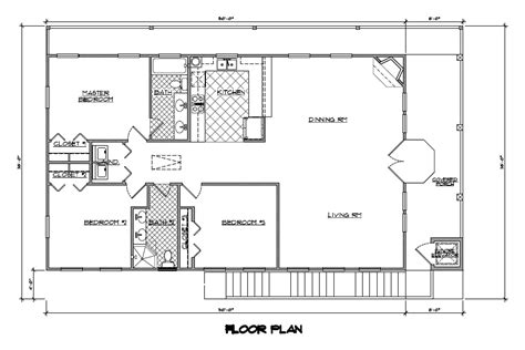 open one story house plans one story house plans with one story house plans with open concept 1 500
