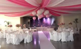 decoration de salle de mariage simple id 233 es et d inspiration sur le mariage