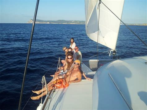 Paseo Catamaran Ibiza by Excursion Barco Ibiza Formentera