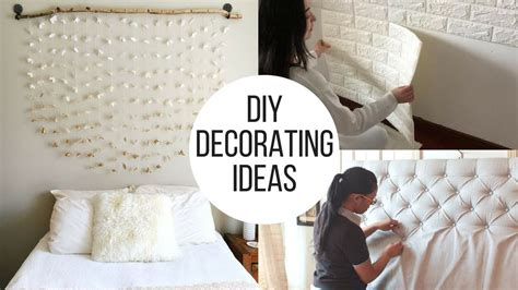 Easy And Enjoyable Diy Projects For Bedrooms  Diy Discovers