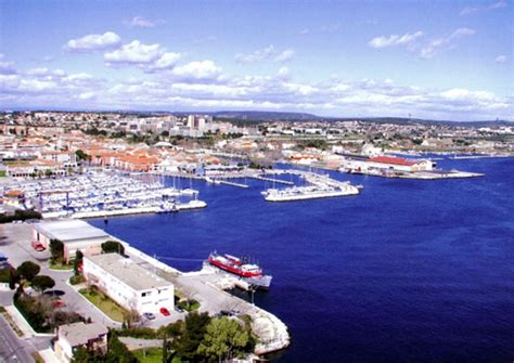 port de bouc port de plaisance de port de bouc