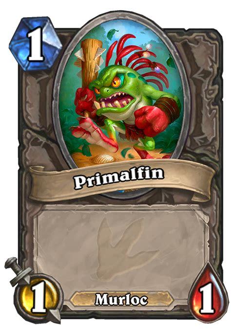 primalfin hearthstone card