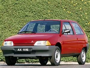 CITROEN AX 3 Doors - 1986, 1987, 1988, 1989, 1990, 1991 ...