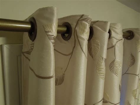 sewing grommets snaps for drapery curtains tutorial