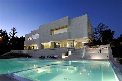 fresh beautiful mansions pictures arquitectura arquidea vivienda unifamiliar en las rozas