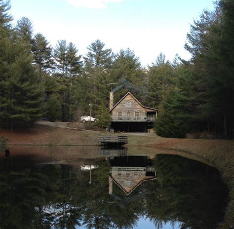 Cabin In The Woods  Visit Galax Va