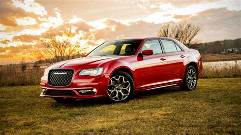 2017 Chrysler 300s Sedan Review With Price, Horsepower And