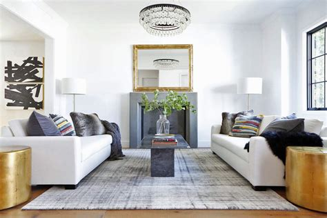 Home Design 2018 Trends : {interior} Living Room Decor Trends To Follow In 2018