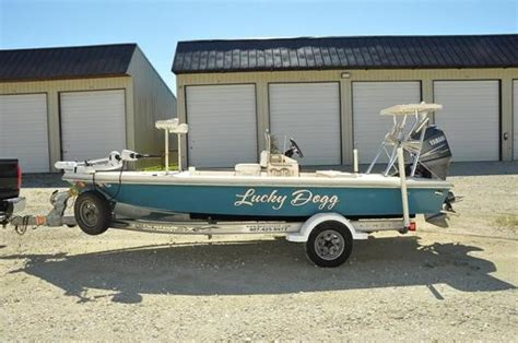 Parker Boats Nada by Five Classic Fishing Boats Boats