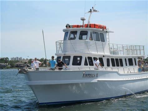 Party Boat Rental Gulf Shores Al by Orange Beach Deep Sea Fishing