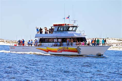 Party Boat Fishing Destin by Great Trip Deep Sea Fishing Party Boat In Destin