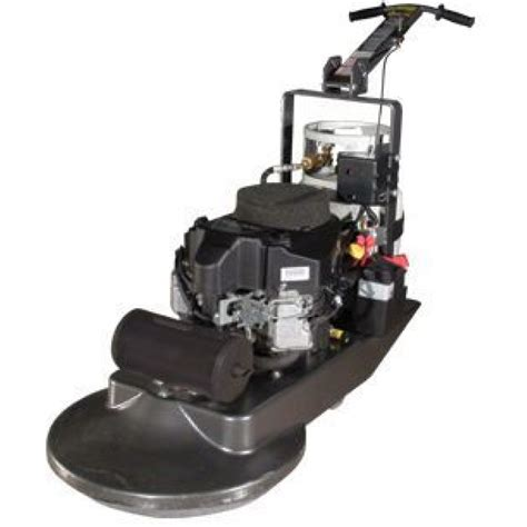 pioneer eclipse 21 quot high speed propane floor burnisher