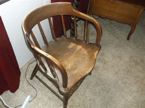 Antique Captains Chairs