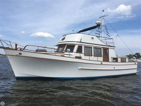 Used Boat Trailers Long Island New York by 1978 Marine Trader 44 Trawler Detail Classifieds