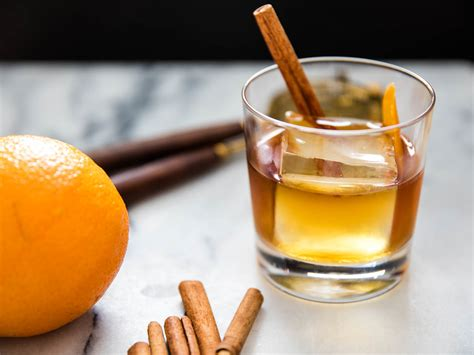 Old Timber (rye Cocktail With Fernet) Recipe  Serious Eats