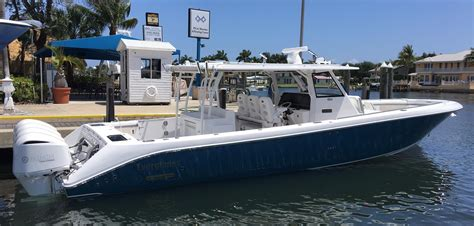 Everglades Boats Palm Beach Gardens by 2017 Everglades 435 Cc Power Boat For Sale Www