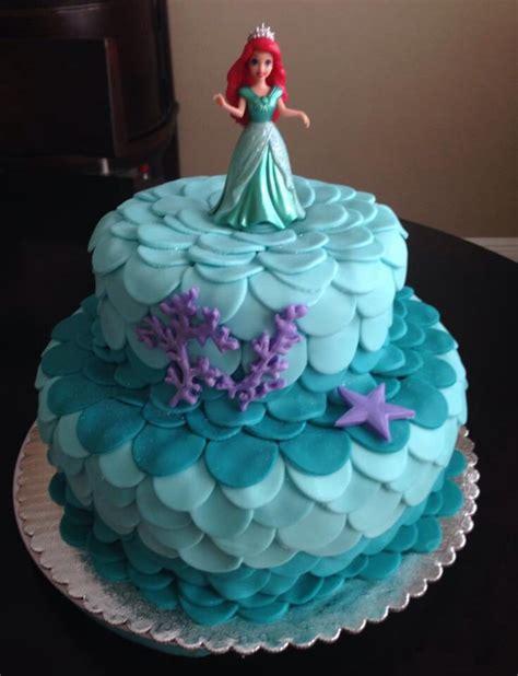 ariel birthday cake mermaid birthday cake s 1st birthday