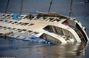 How Does A Catamaran Ferry Work by Chinese Boat Sinking Death Toll Rises With Over 100 Bodies