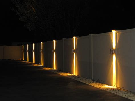 Is It Possible To Light Up Your Fence?