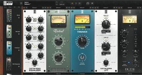 Slate Digital Custom Series Bundle Plug-in-module Für