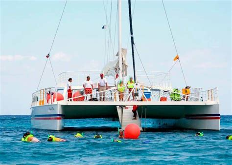 Fury Catamaran Excursion by Cozumel Catamaran Tour Cozumel Island By Boat Tour