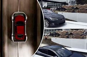 Elon Musk LA tube: Lifts will lower you UNDERGROUND before ...