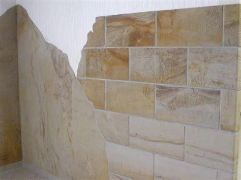 Flexibler Sandstein  Fliesengriesbach Burgstädt