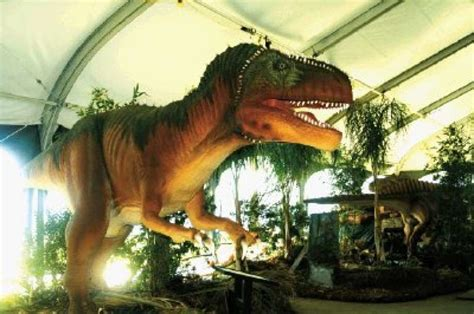 Dinosaurs Come Alive At Moody Gardens This Summer