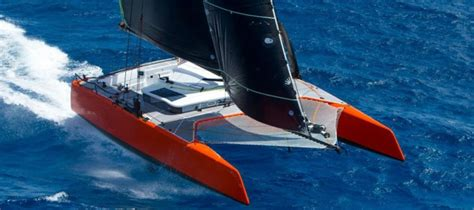 Gunboat Foiling Catamaran by Gunboat G4 Oceanvolt