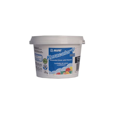 shop mapei 1 lb white unsanded powder grout at lowes