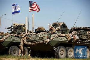 "Israel-U.S. joint military exercise ""Juniper Cobra 2018 ..."