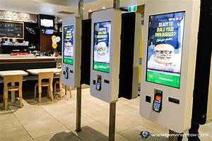 McDonald's (MCD) Introduces Automated Kiosks for Ordering ...