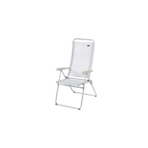 fauteuil de cing fauteuil cing alu trigano blanc trigano