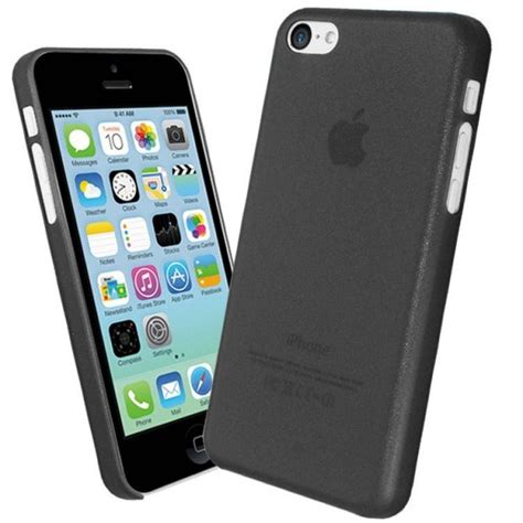 coque iphone 5c soft fum 233 e ultra et au touch 233 agr 233 able