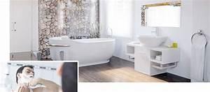 Schimmel Im Badezimmer : gesundes badezimmer feuchtigkeit l ften atmende w nde und holz ~ Markanthonyermac.com Haus und Dekorationen
