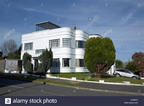 international style deco house kent uk stock photo royalty free image 79474770 alamy