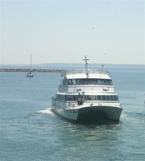 Catamaran Mackinac Island by Arnold Transit Company Wikipedia