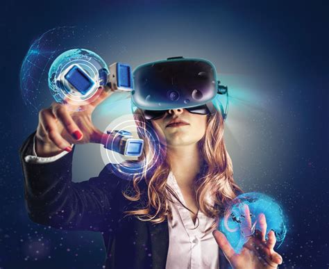 Go Touch Vr Touch The Virtual Reality With Vr Touch
