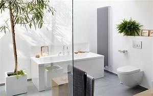 Eckbadewanne Fliesen Bilder : neutrales grau am boden vermittelt gr e bild 4 sch ner wohnen ~ Markanthonyermac.com Haus und Dekorationen