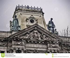 Bank Of Portugal In Oporto Editorial Photo - Image: 31121296