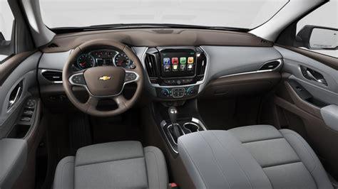 2018 Chevrolet Traverse Interior Colors  Gm Authority