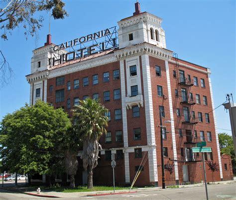 Filecalifornia Hotel (oakland, Ca)jpg  Wikimedia Commons
